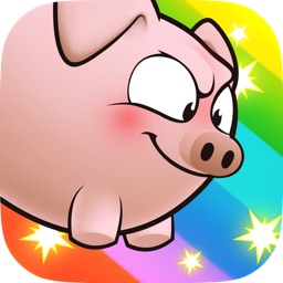Racing Pigs - An Amazing Speedy Race