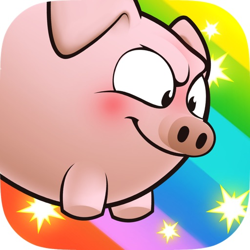 Racing Pigs - An Amazing Speedy Race