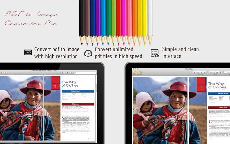 PDF to Image Converter Pro скриншот программы 3