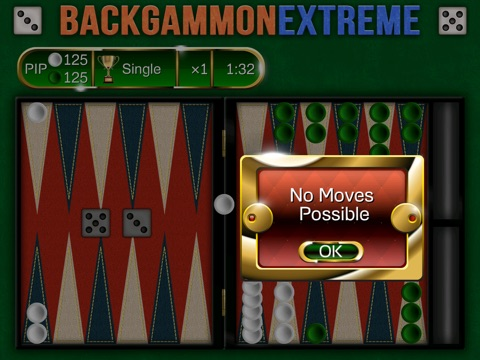 Скачать Backgammon Extreme Premium - Powerful, Beautiful, Social!