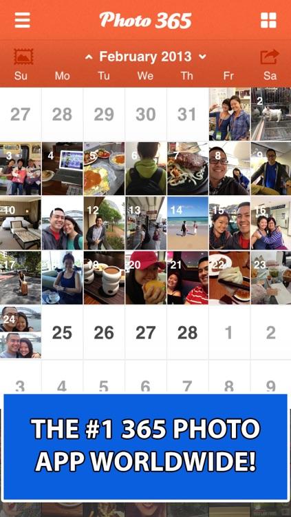 Photo 365 Lite - Everyday Photo Calendar For Your Life