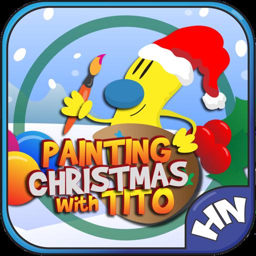 Картина Рождество с Тито