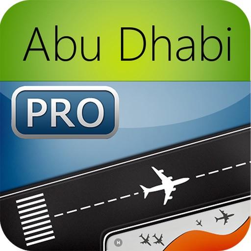 Abu Dhabi Airport Pro (AUH) Flight Tracker radar