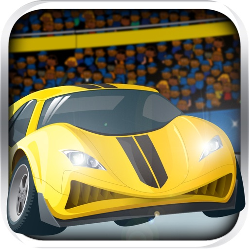 Nitro Speed Burnout Racing icon