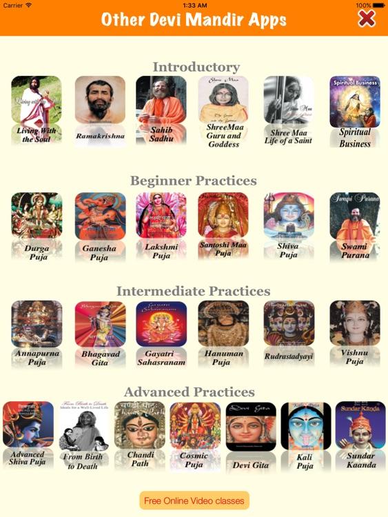 Ganesh Puja Advanced screenshot-4