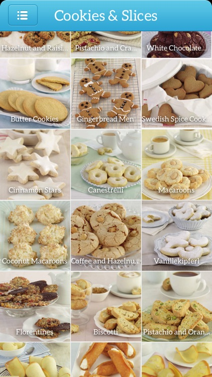 Dessert Recipes - TK Photo Cookbook screenshot-1