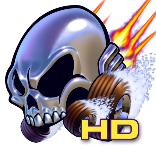 Trucks and Skulls NITRO HD icon