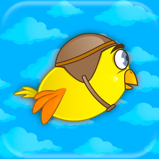 Birdle -  Impossible Tiny Flappy Wings Bird Flyer