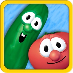 God Made You Special –The new interactive book from VeggieTales
