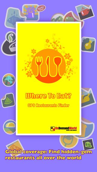 Screenshot for Var ska jag äta? PRO - Hitta restauranger med GPS. in Sweden App Store