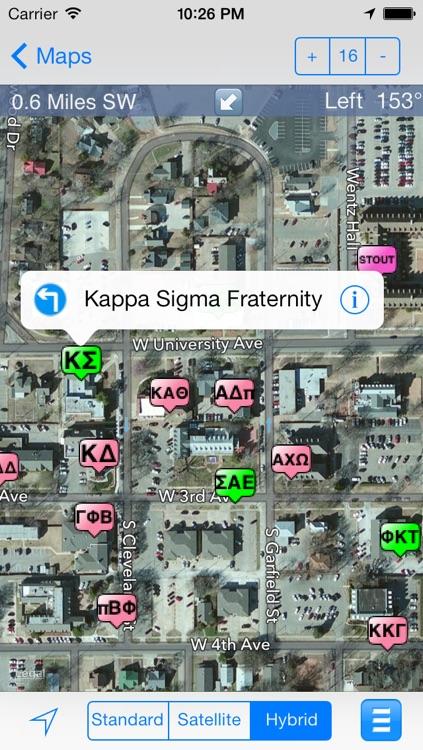 eMap OSU : Oklahoma State University screenshot-3