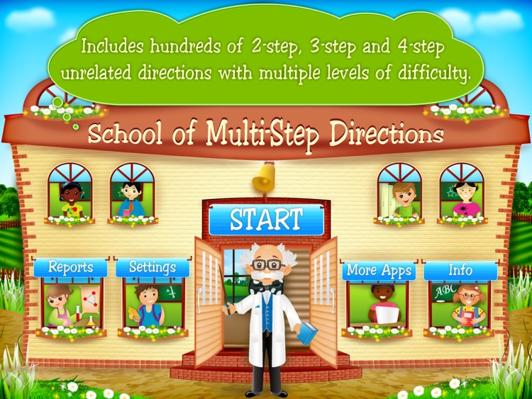 School of Multi-Step Directions