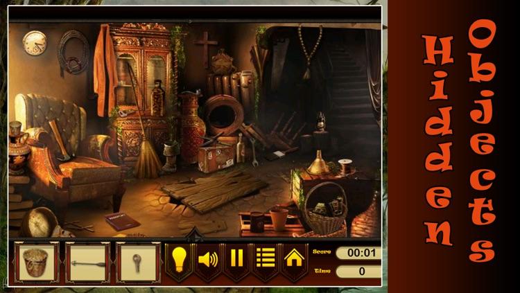 Hidden Objects : Iceland Dark Side Hidden Object screenshot-4