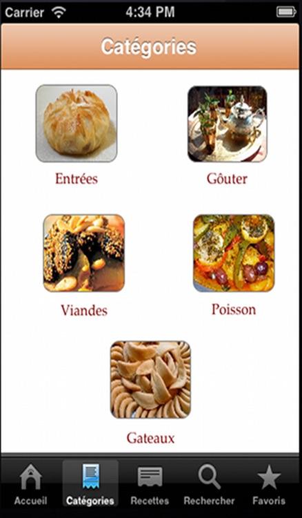 Cuisine Marocaine screenshot-3