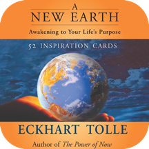 Eckhart Tolle-New Earth Card Deck