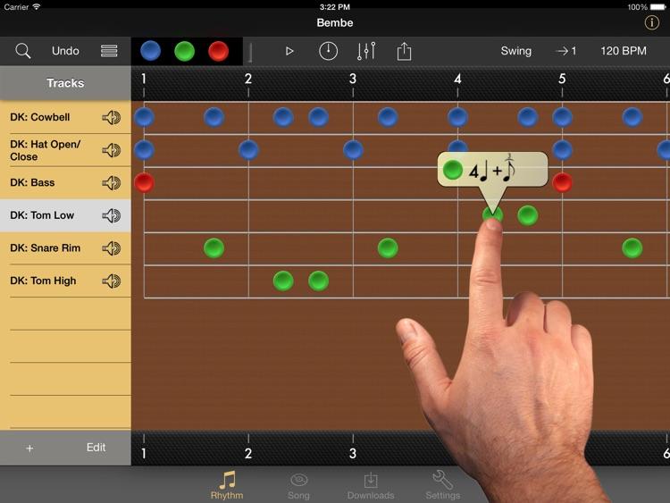 Beat Vibe for iPad