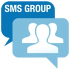 GROUP SMS : Send grouped TEXT to all your friends ! icon