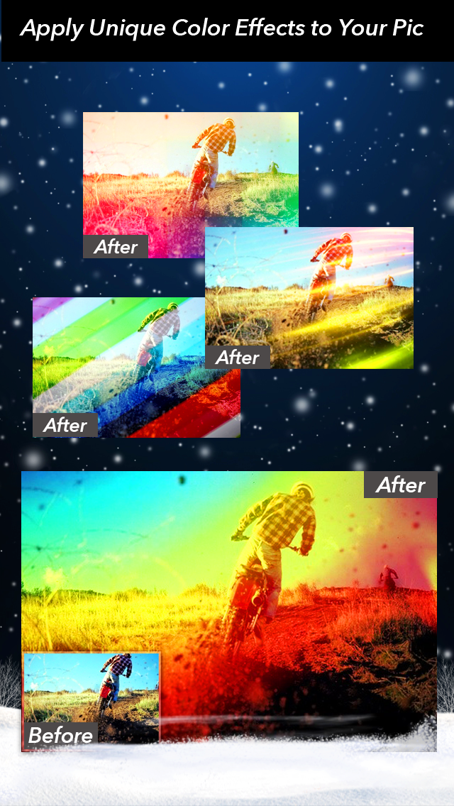 PicEffect Studio - The Best Photo Effect & FX Editor & Maker