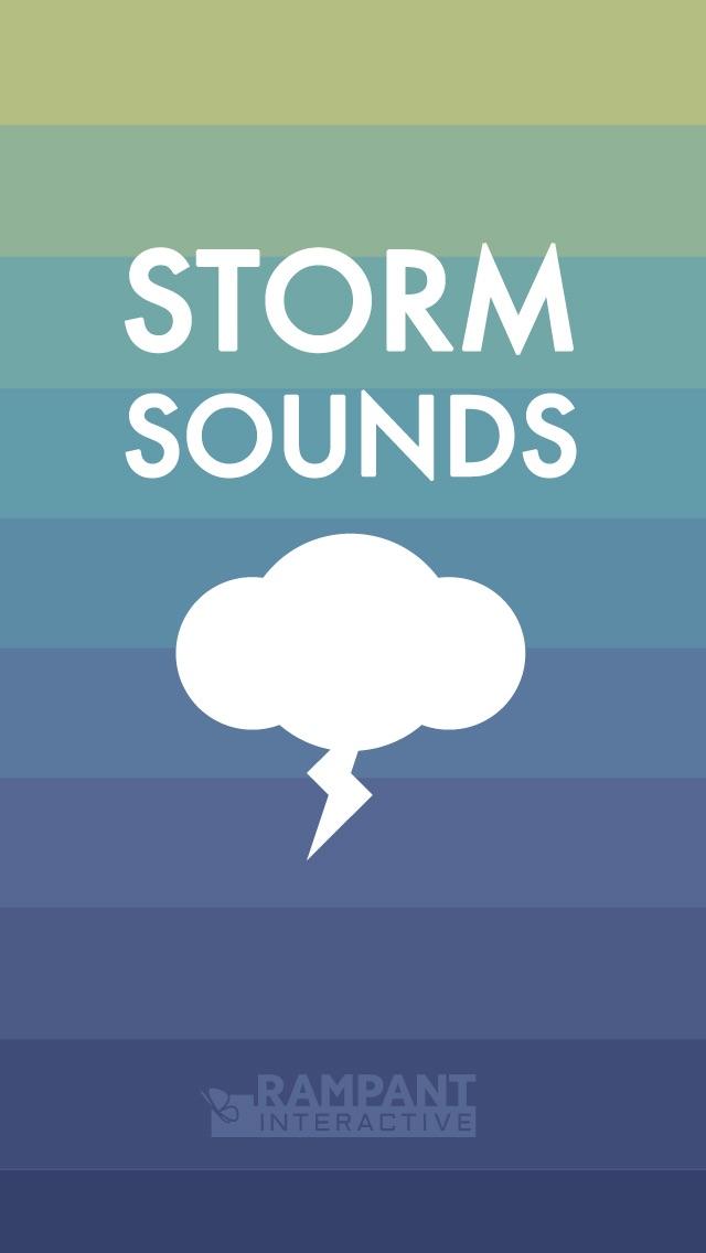 Storm Sounds: Make it Rain in Your Handのおすすめ画像3