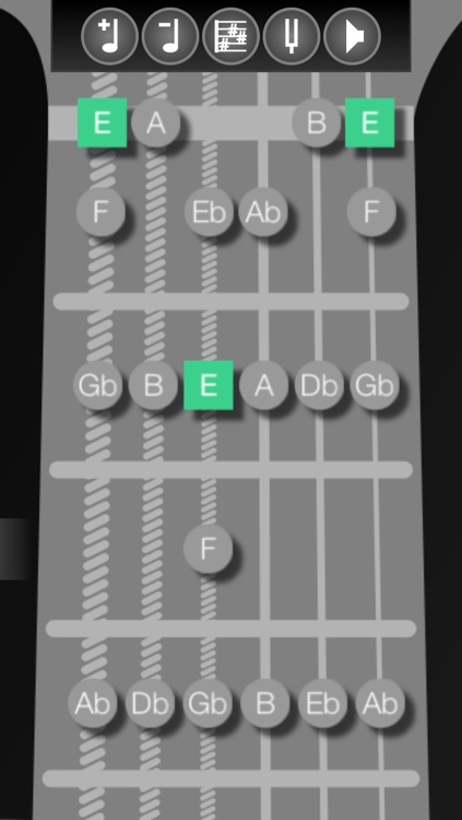 GuitarScales screenshot-4