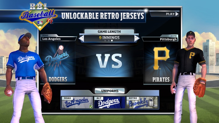 R.B.I. Baseball 14 screenshot-2