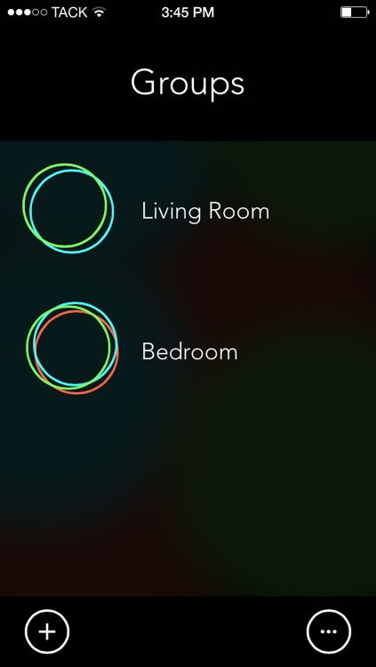 Aurora by Tack - Control Philips Hue Lighting