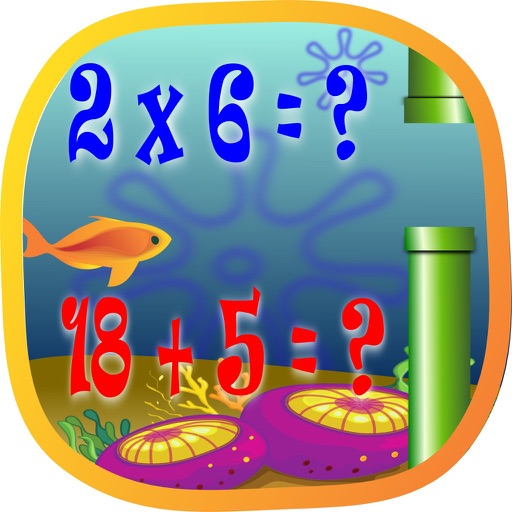 Flappy Fun Math Trainer HD