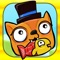 Help the Crossy Cat to cross the river and fight bosses along the road