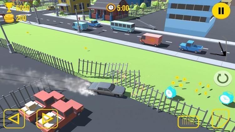 Fun Drift Car Racing A City Traffic Driving & Go Racing Career Simulator Game