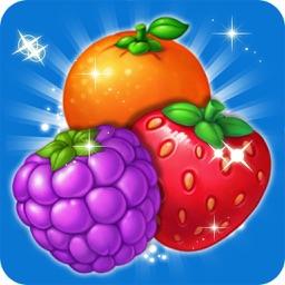 Jelly Fruit: Link Match