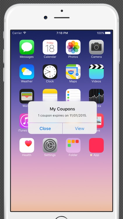 Track My Coupons - Scanner and Organizer screenshot-4