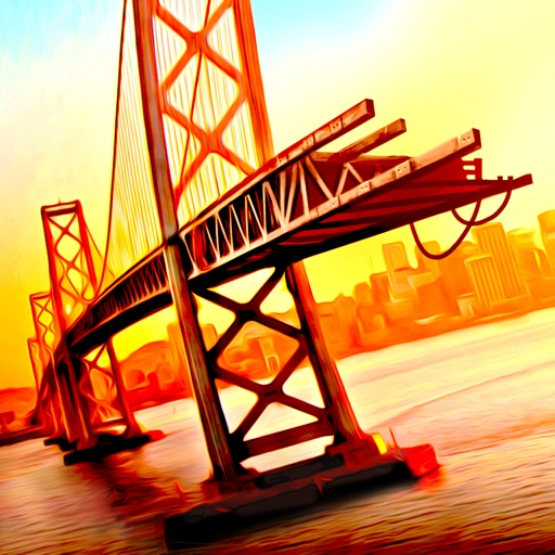 Bridge Construction Simulator 3D a Real City Building Physics Sim