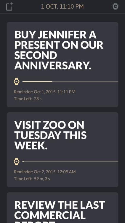 DoitQUICKLY: Deadline Reminder with Alarm screenshot-0