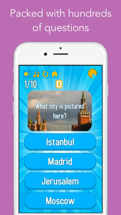 Family Quiz - a fun trivia game for kids and adults