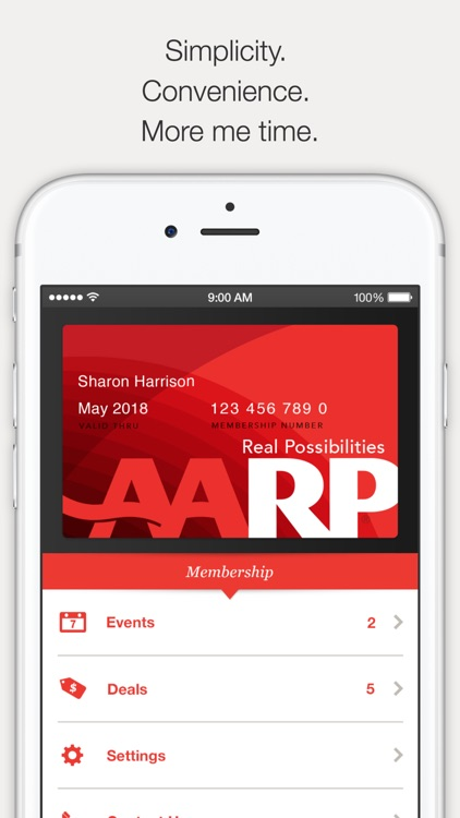 AARP Now App: News, Events, & Membership Discounts screenshot-4