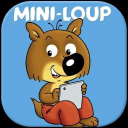Mini-Loup s'amuse comme un fou !