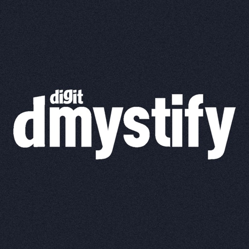 Dmystify icon