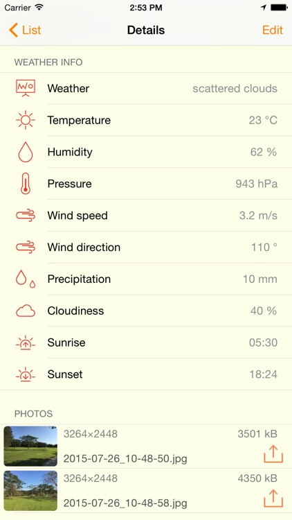 Altimeter Plus - Multifunctional Altimeter screenshot-3