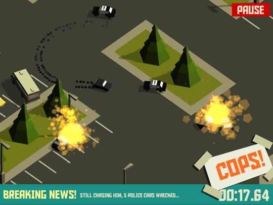 PAKO - Car Chase Simulator