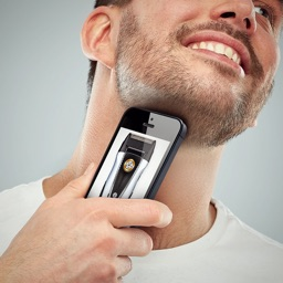Electric Razor Prank - Real Beard Trimmer and Shaver