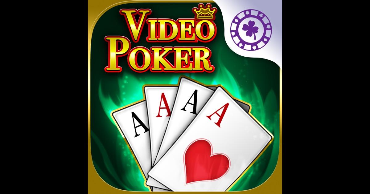 best video poker app for ipad
