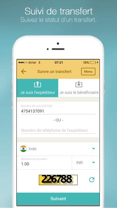 download Western Union Envoi d'argent apps 0
