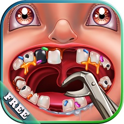 Dentist for Kids : treat patients in a Crazy Dentist clinic ! FREE