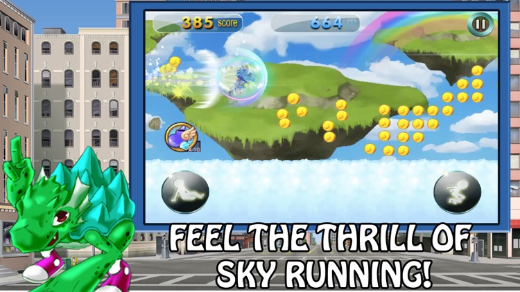 Turtle Dragon Dash Fever screenshot-3