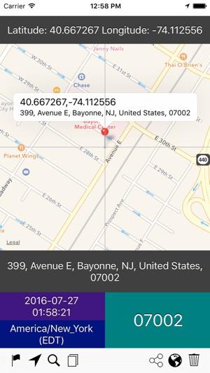 AddressFinder - Zipcode Lookup on the App Store on