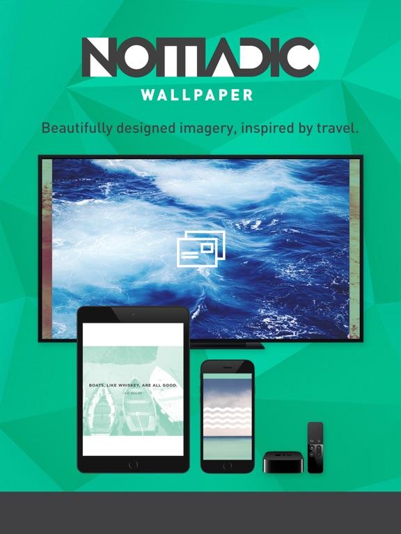 Nomadic Wallpaper Travel Inspired Digital Pictures Art