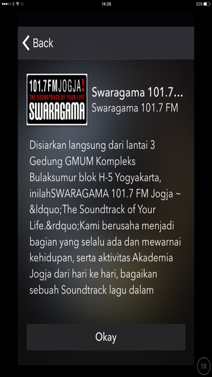 jogjastreamers for blackberry