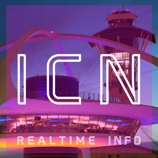 ICN AIRPORT - Realtime, Map, More - INCHEON INTERNATIONAL AIRPORT