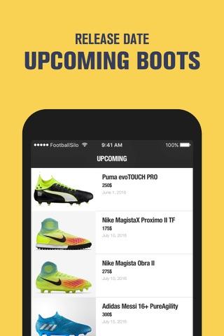 Football Silo - News & Release screenshot 2