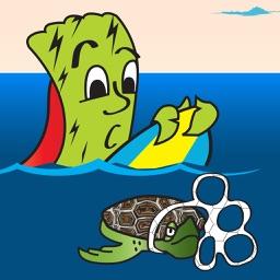 Batalla Tiki en la Playa - Neon Tiki Tribe - Espanol